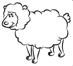 image result sheep colouring pictures colouring picture