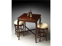 furniture ravishing roxbury game table bar pub combo