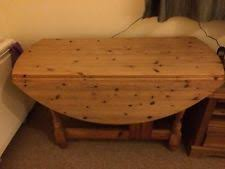 Pine Drop Leaf Table Pine Drop Leaf Table Ebay