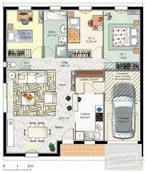 plan maison cuisine ouverte maison accessible dé du plan de maison accessible faire