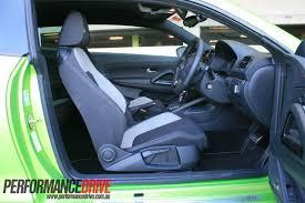 volkswagen scirocco 2016 interior 2012 volkswagen scirocco r review video performancedrive