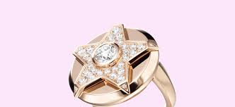pink star diamond ring beret u2013 tabbah