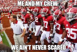 Alabama Football Memes - image tagged in alabama football imgflip