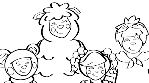 mother goose club theme song coloring page mother goose club