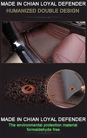 lexus interior protection sale newest leather auto car floor mat for lexus for nx es to