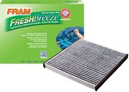 lexus rx400h oil change interval amazon com fram cf10132 fresh breeze cabin air filter with arm