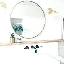 lighted bathroom wall mirror wall mounted bathroom mirrors moonlet me