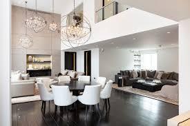 modern open plan apartments