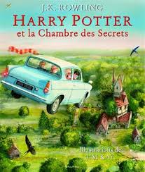 harry potter chambre harry potter et la chambre des secrets édition illustrée book by