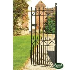 interesting decorative garden fence panels for fence gate