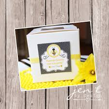 bumble bee party favors bumble bee party collection jen t by design