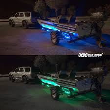 Led Light Color Xkglow Boat Trailer Docking Multi Color Led Light Kit With
