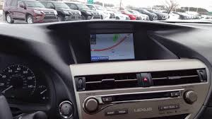lexus of richmond service department lexus 2013 2015 rx350 navigation split screen youtube