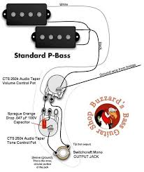 wiring diagram for bass guitar gooddy org