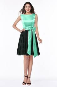 bridesmaid dresses for pin mint green color bateau