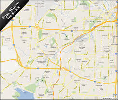 fort worth map community map home search fort worth homes for sale