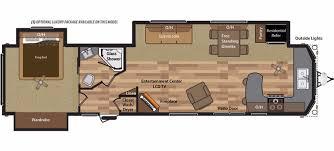 keystone floor plans keystone retreat rvs for sale camping world rv sales