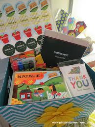 Graduation Gift Basket Pink And Green Mama Graduation Gift Basket For A New Teacher With