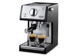 espresso maker how it works manual espresso machines and coffee makers from de u0027longhi usa