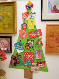 make christmas cards christmas how to make christmas tree corkboard display greeting