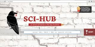 Sci Hub Sci Hub Io The Pirate Bay Of Academic Research Theft Or Not