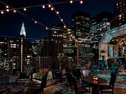 Top 10 Rooftop Bars New York 10 Year Round Rooftop Bars U0026 Warm Drinks To Sip At Each