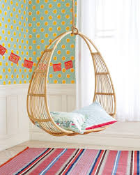 furniture unique compact manu nest hanging chair suitable for