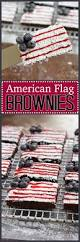 Smerican Flag American Flag Brownies An Easy Dessert For Patriotic Holidays