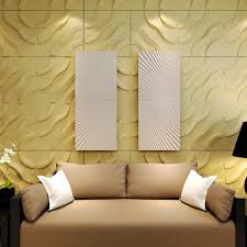 dimensional wall 3 dimensional wall tiles plant fiber material set of 44 4 m or