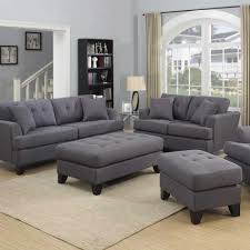 Discount Furniture Sets Living Room Norwich Gray Sofa Set The Furniture Shack Discount Furniture