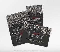 Silver Wedding Invitations Best 25 Silver Wedding Invitation Sets Ideas On Pinterest