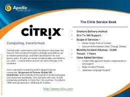 partners is service desk apollo service desk capabilities
