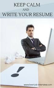 Sample Resume Template Free Sample Resume Template