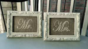 Mr And Mrs Home Decor by Mr U0026 Mrs 4 X 6