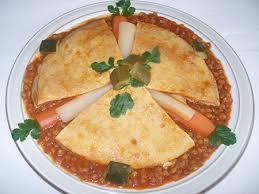 recette de cuisine kabyle recette omelette kabyle en sauce aux légumes cuisinez omelette