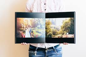 Professional Wedding Album A Beautiful Example Of A Wedding Photo Album Design