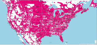 Cell Phone Tower Map 9 Reasons I Switched To T Mobile