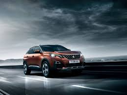 peugeot sports car 2017 new peugeot 3008 suv crowned car of the year 2017 rev ie