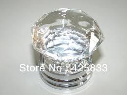 crystal cabinet door handles glass hardware knobs senalka com