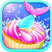 jeux de cuisine de cupcake mermaid unicorn cupcake boulangerie jeu de cuisine android