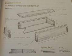wooden pencil holder plans wooden pencil box plans google search wood work pinterest