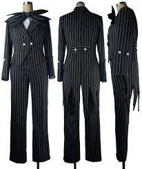 Jack Pumpkin King Halloween Costume Jack Skellington Costume Promotion Shop Promotional Jack