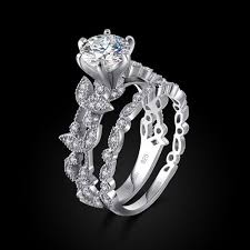 Wedding Rings For Women by Silver Wedding Rings For Women Obniiis Com