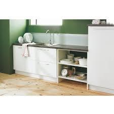 cuisine à composer modèle type rimini blanc cuisines à