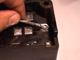how to repair a rusty fuse box on a classic car mustang falcon