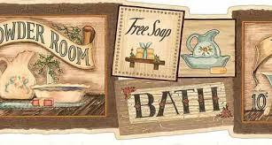 wallpaper borders for bathrooms u2013 s t o v a l