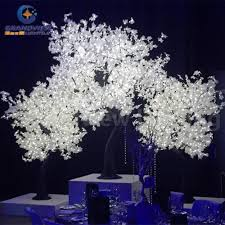 1 8m color nature looking autumn led maple tree light maple