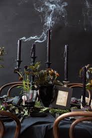 7 elegantly chic u0026 sophisticated halloween table decorating ideas