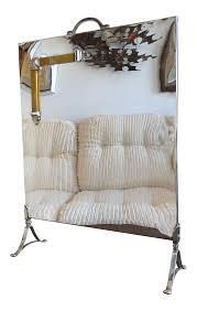 art deco fireplace screen 1920s chairish
