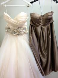 i u0027m down to two help me choose my bridesmaid dress to complement